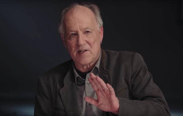 Werner Herzog's Filmmaking MasterClass