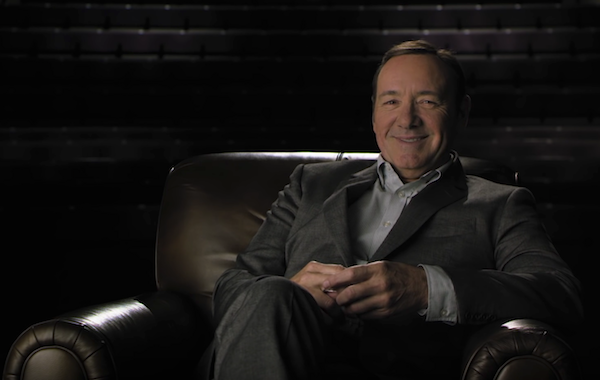 Masterclass with Kevin Spacey